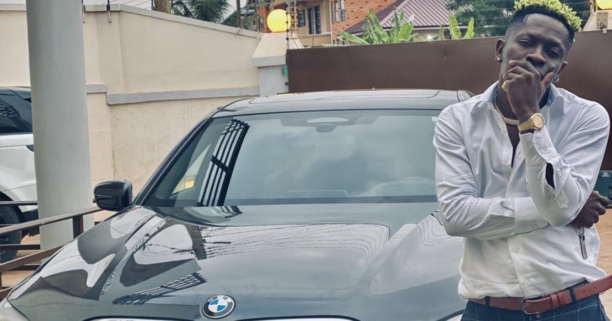 Shatta Wale Receives Brand New 2020 Bmw As Gift Watch Article Pulse Nigeria